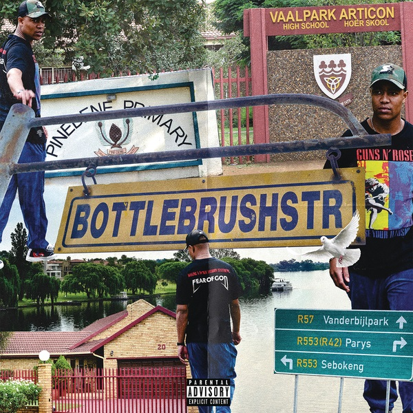 DJ Speedsta Bottlebrush Str