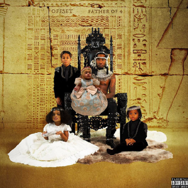 Offset releases Father of 4 album