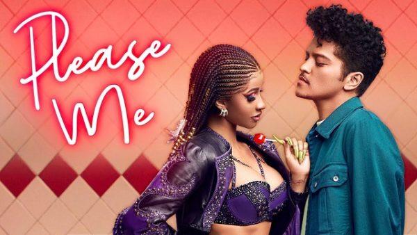 Cardi B & Bruno Mars Please Me Video