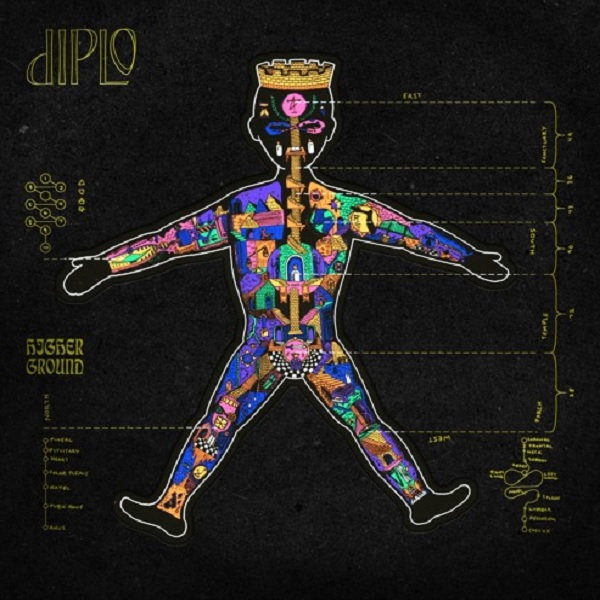 Diplo Higher Ground EP