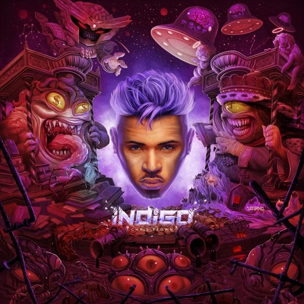 Chris Brown Indigo Album
