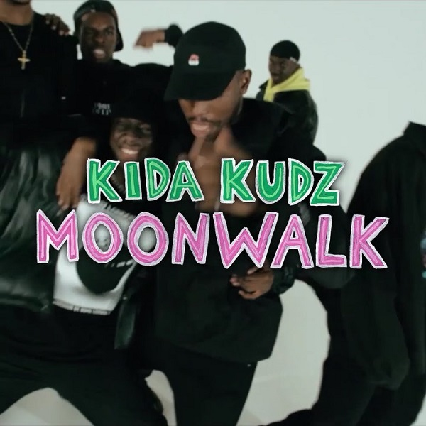 Kida Kudz Moonwalk Video