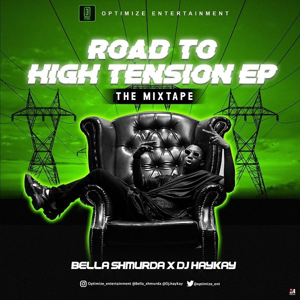 DJ Haykay Road to High Tension EP