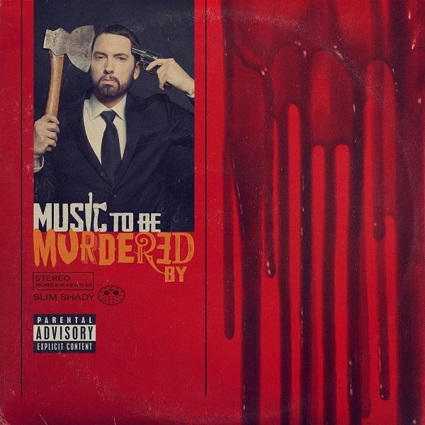 Eminem Music To Be Murdered Album