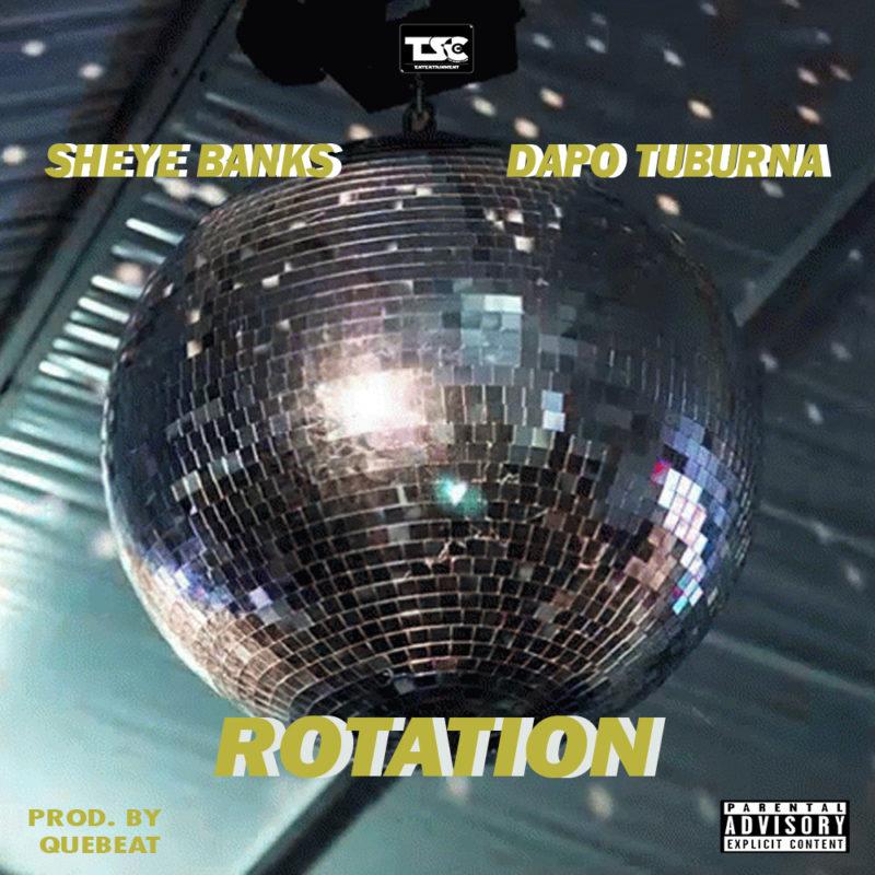 Sheye Banks Rotation