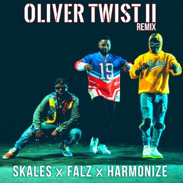 Skales Oliver Twist (Remix)