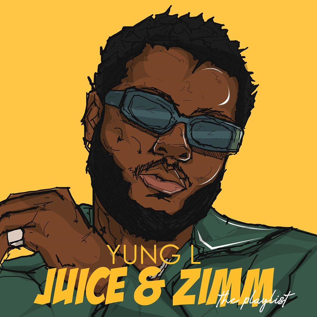 Yung L Juice and Zimm EP