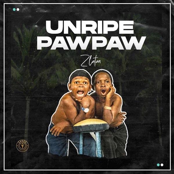 Zlatan Unripe Pawpaw Art