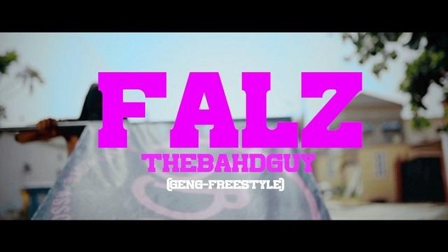 Falz Geng (Cover)