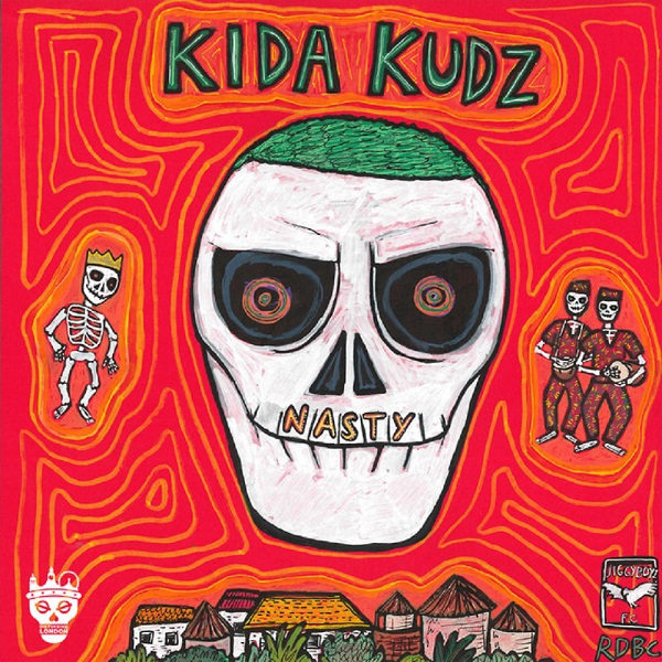 Kida Kidz Red Flag