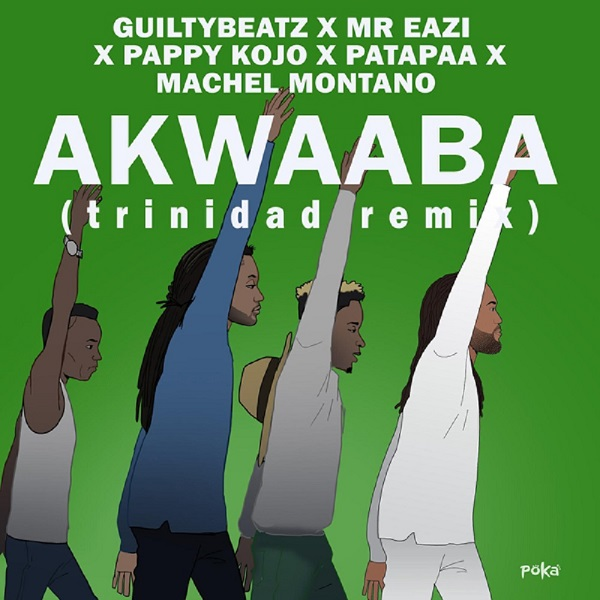 Machel Montano Akwaaba (Trinidad Remix)
