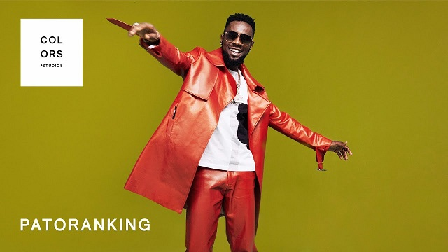 Patoranking Feelings (A Colors Show) Video