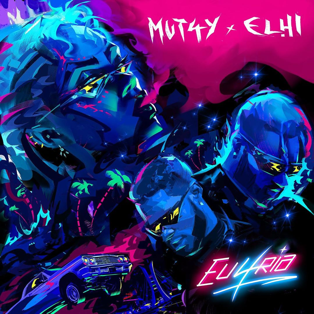 Mut4y & Elhi Eu4ria EP