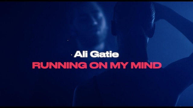 Ali Gatie – Running On My Mind (lyric Video)