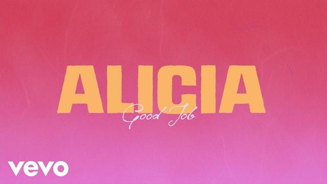 Alicia Keys – Good Job (lyric Video)