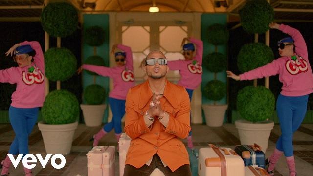 Black Eyed Peas, Ozuna, J. Rey Soul Mamacita (official Music Video)