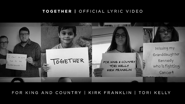 For King & Country – Together (official Lyric Video)