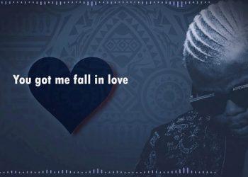 Harmonize Fall In Love Lyrics Video