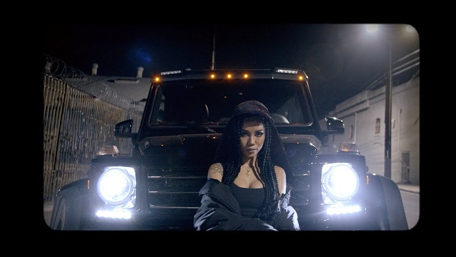 Jhené Aiko – One Way St. Ft. Ab Soul (official Video)