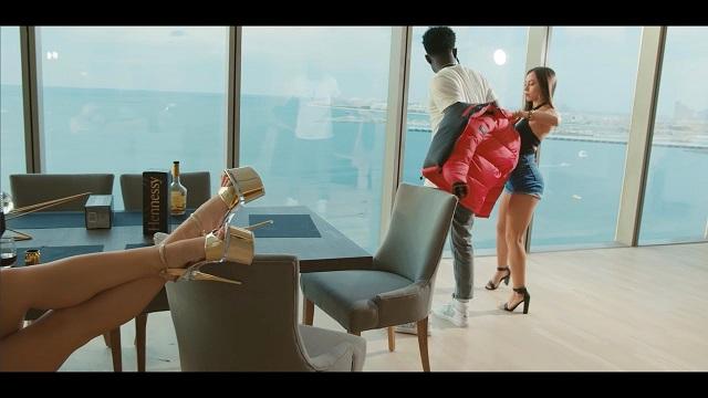 Kwesi Slay Billionaire Video