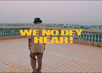 M.anifest We No Dey Hear Video