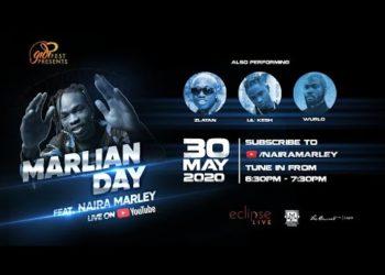 Naira Marley Concert Video