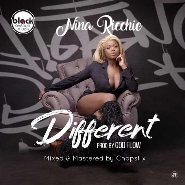Nina Ricchie Different