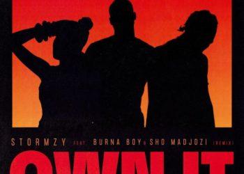 Stormzy Own It (remix)