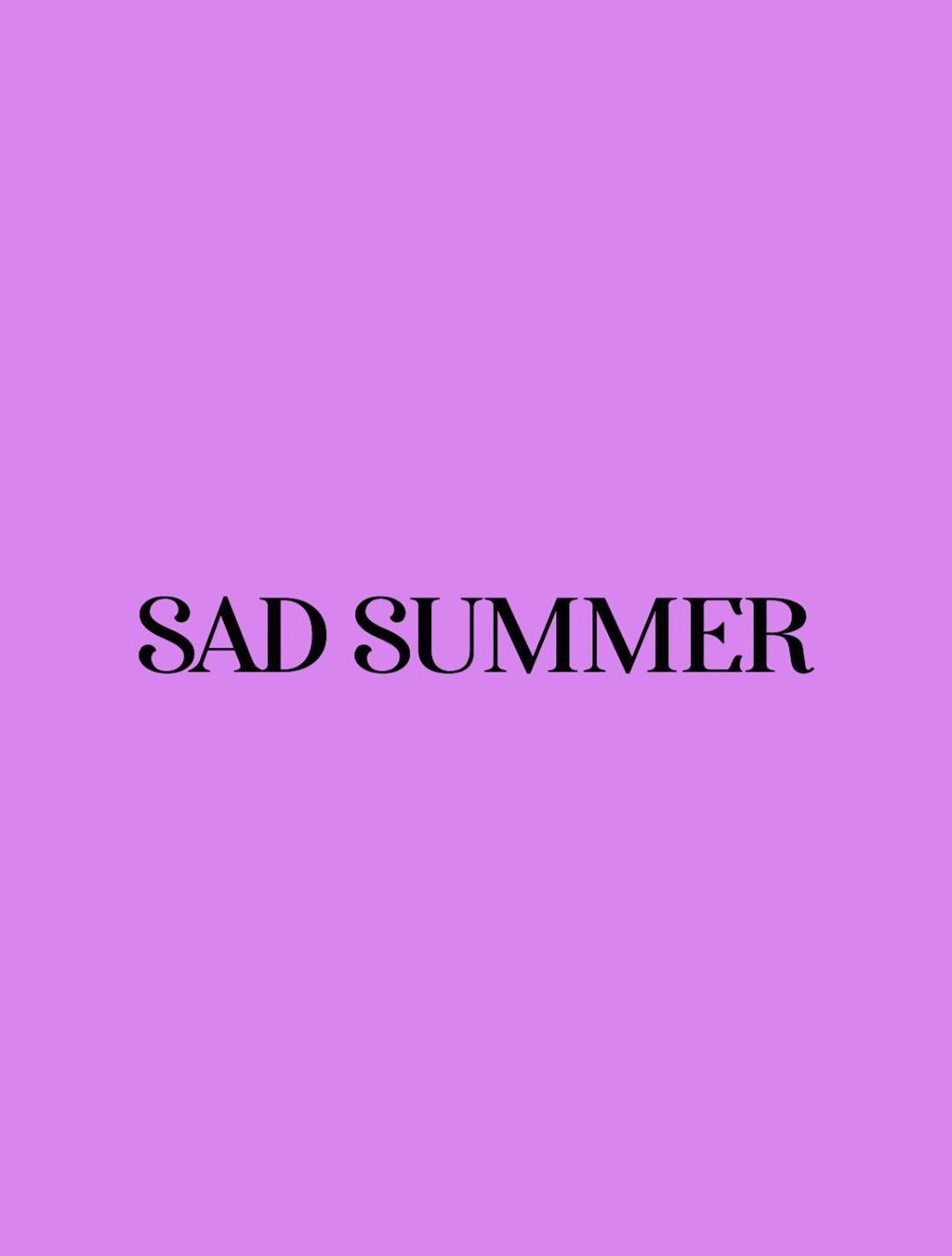 The Big Hash Sad Summer