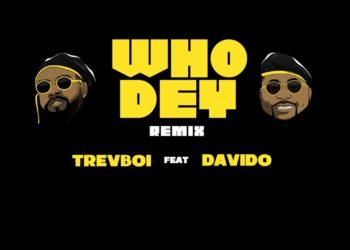 Trevboi Who Dey (remix) Artwork
