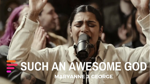 VIDEO Maverick City ft. Maryanne J. George Such an Awesome God