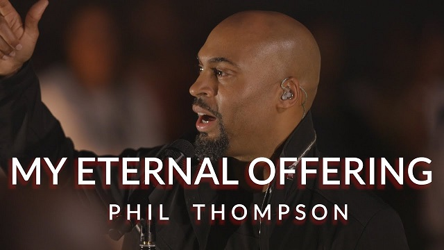 VIDEO Phil Thompson ft. Tamela Hairston My Eternal (Live Video Recording)