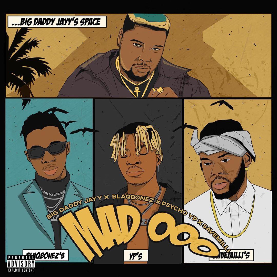 Big Daddy Jayy Mad OOO (Remix)