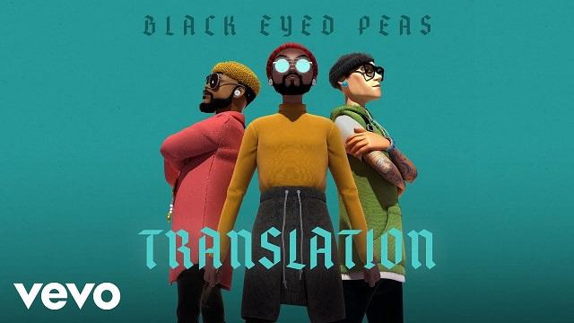 Black Eyed Peas, J. Rey Soul Tonta Love