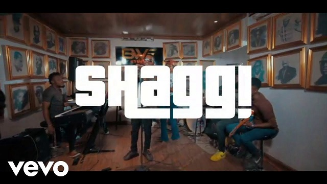Broda Shaggi Gbedu Video