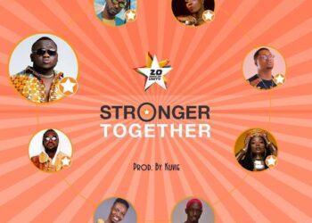 CJ Biggerman Stronger Together
