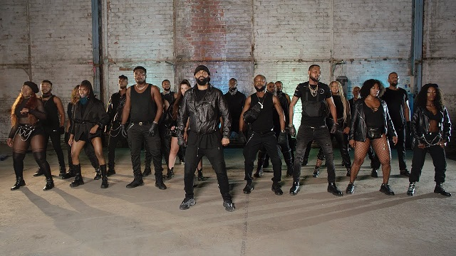 Fally Ipupa Allo Telephone Video