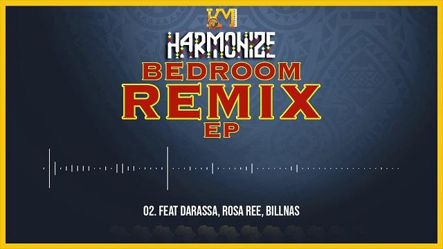 Harmonize Ft Darassa, Rosa Ree & Billnas – Bedroom (Remix)