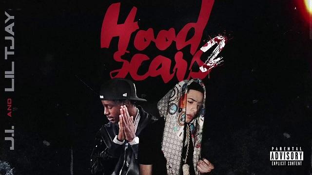 J.i., Lil Tjay Hood Scars 2