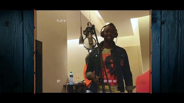 Otile Brown Dusuma Lyrics Video