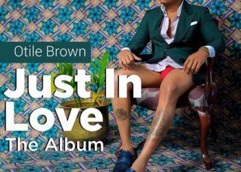Otile Brown Just In Love Album