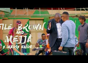 Otile Brown Watoto Na Pombe Video