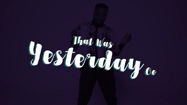 R2bees Yesterday Lyrics Video