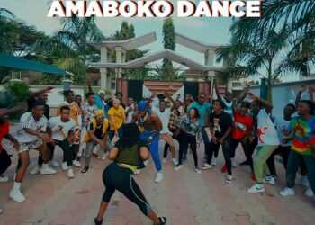 Rayvanny Amaboko Dance