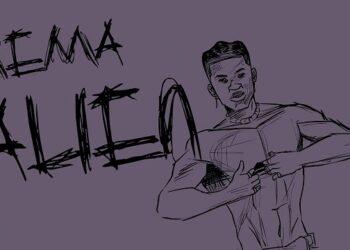 Rema Alien Lyrics Video