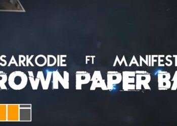 Sarkodie Brown Paper Bag Lyrics Video