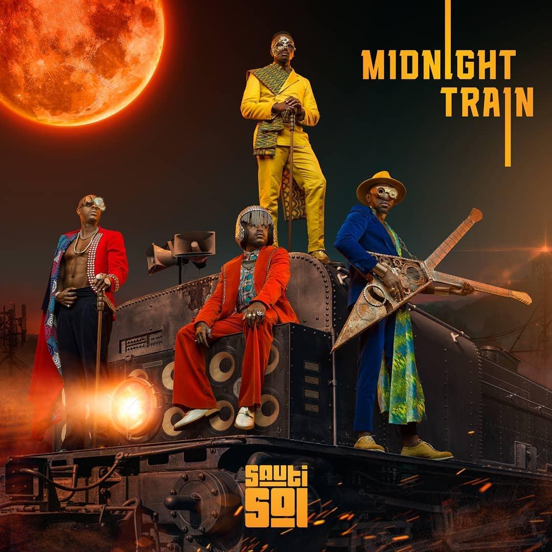 Sauti Sol Midnight Train Album