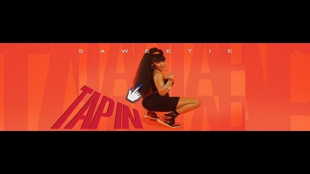 Saweetie Tap In Video
