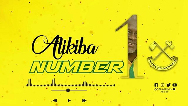 Alikiba Number 1