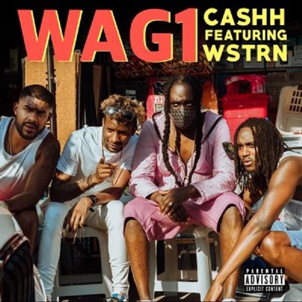 Cashh x WSTRN WAG1
